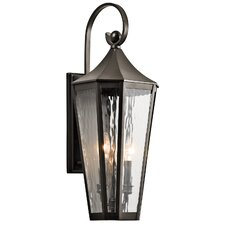 Rochdale 2 Light Outdoor Wall Lantern