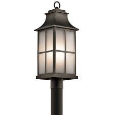 Pallerton Way 1 Light Outdoor Post Light
