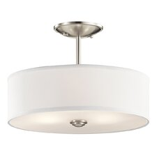 Shailene 1 Light Semi Flush Mount