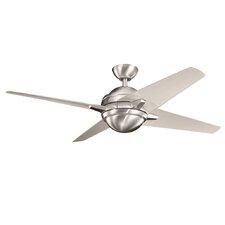 """52"""" Sunburst 4 Blade Ceiling Fan"""