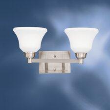 Langford 2 Light Vanity Light