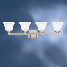 Langford 4 Light Vanity Light