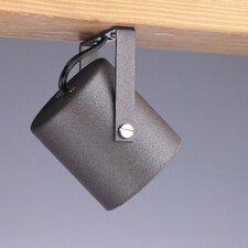 1 Light Semi-Flush Mount Security Light
