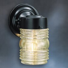 Outdoor 1 Light Outdoor Sconce (Set of 12)
