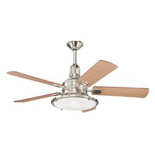 "52"" Kittery Point 5 Blade Ceiling Fan"