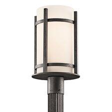 Camden 1 Light Post Light