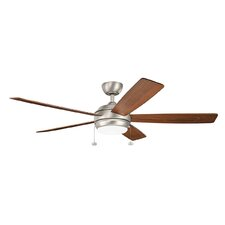 "60"" Starkk LED 5 Blade Ceiling Fan"