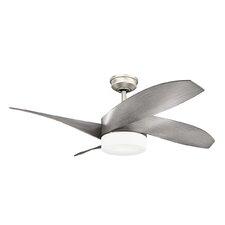 """52"""" Nadia 4 Blade Ceiling Fan"""