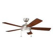 "52"" Starkk LED 5 Blade Ceiling Fan"