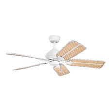 "22"" Outdoor Ceiling Fan Blade Set (Set of 5)"