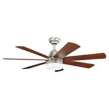 """56"""" Ellys 7 Blade Ceiling Fan"""