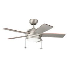 "42"" Starkk LED 5 Blade Ceiling Fan"