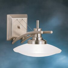 Structures 1 Light Wall Sconce