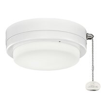 Optional LED Ceiling Fan Light Kit