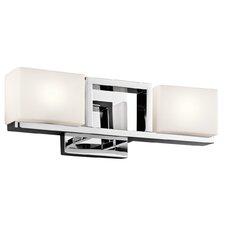 Keo 2 Light Bath Vanity Light