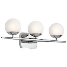 Jasper 3 Light Bath Vanity Light