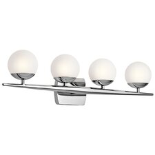 Jasper 4 Light Bath Vanity Light