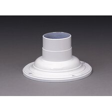 Outdoor Pedestal Pier Light Base
