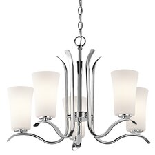 Armida 5 Light Chandelier