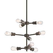 Lucien 9 Light Chandelier