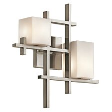 City 2 Light Wall Sconce