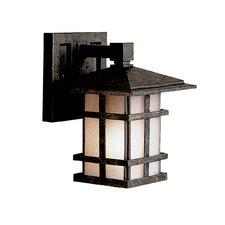 Cross Creek 1 Light Outdoor Wall Lantern