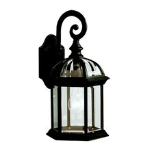 New Street 1 Light Outdoor Wall Lantern