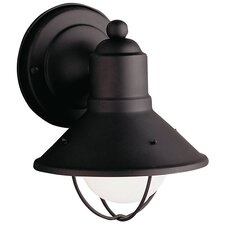 Seaside 1 Light Outdoor Wall Lantern