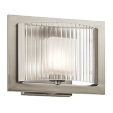 Rigate 1 Light Wall Sconce