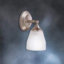 Ansonia 1 Light Wall Sconce