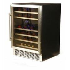 46 Bottle Dual Zone Wine Refrigerator