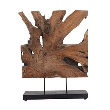 Canyon Decorative Art Wood Sculpture