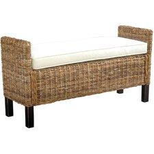 Gabrillo Wood Bedroom Bench