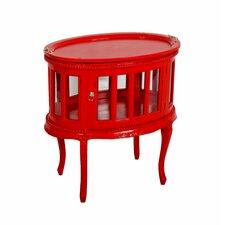 Tahoma Oval End Table
