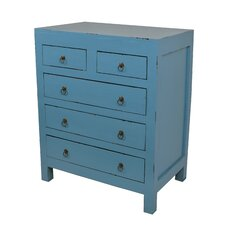 Newton 5 Drawer Chest