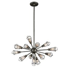 Conduit 13 Light Pendant