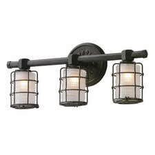 Mercantile 3 Light Vanity Light