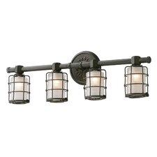Mercantile 4 Light Vanity Light