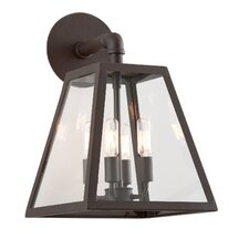 Amherst 4 Light Wall Lantern