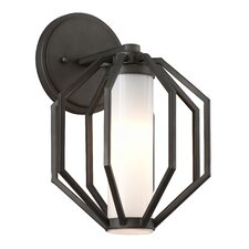 Boundary 1 Light Outdoor Wall Lantern