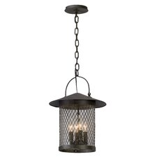 Altamont 4 Light Outdoor Pendant