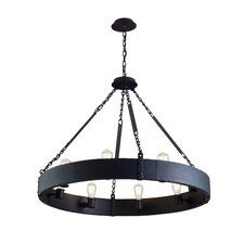 Jackson 8 Light Large Pendant