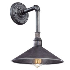 Toledo 1 Light Outdoor Barn Light