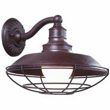 Circa 1910 1 Light Outdoor Barn Light
