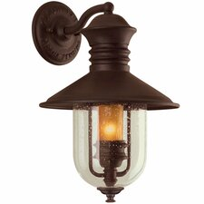 Old Town 1 Light Outdoor Wall Lantern