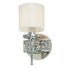 Collins 1 Light Bath Wall Sconce
