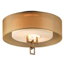 Link 2 Light Semi-Flush Mount