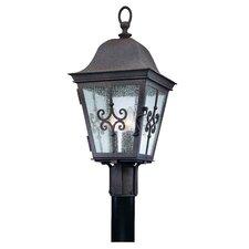 Markham 3 Light Outdoor Post Light