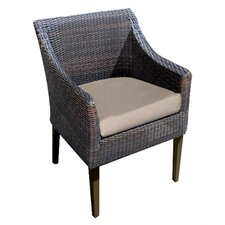 Trenton Dining Arm Chair with Cushion