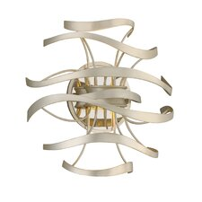 Calligraphy 2 Light Wall Sconce